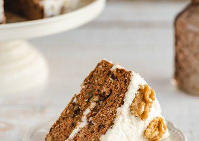 Ciasto marchewkowe bezglutenowe Bogusi