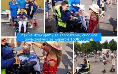 Szkoła Podstawowa nr 4 z Konina wspiera Osadę Janaszkowo!