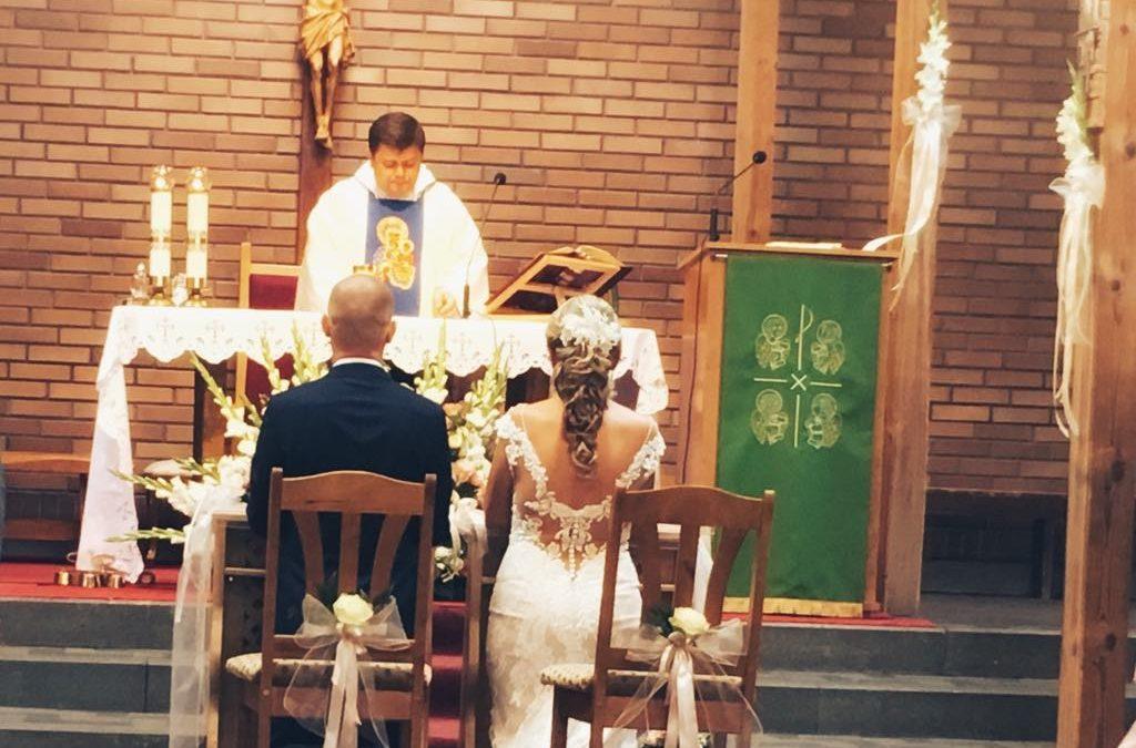 Ślub Joanny i Łukasza dla Osady Janaszkowo