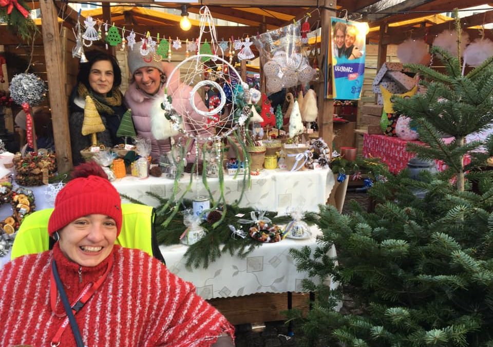 Jarmark Świąteczny KOLĘDA NA WYSOKOŚCI dla Osady Janaszkowo ❤
