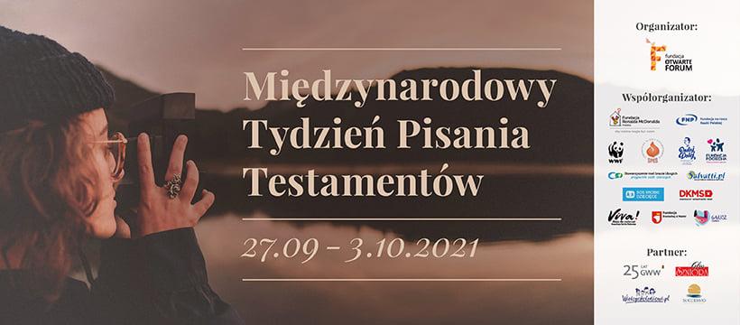 Międzynarodowy Tydzień Pisania Testamentów